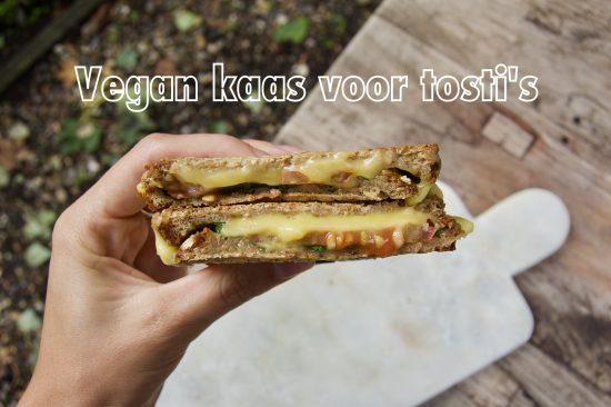 vegan kaas voor tosti's
