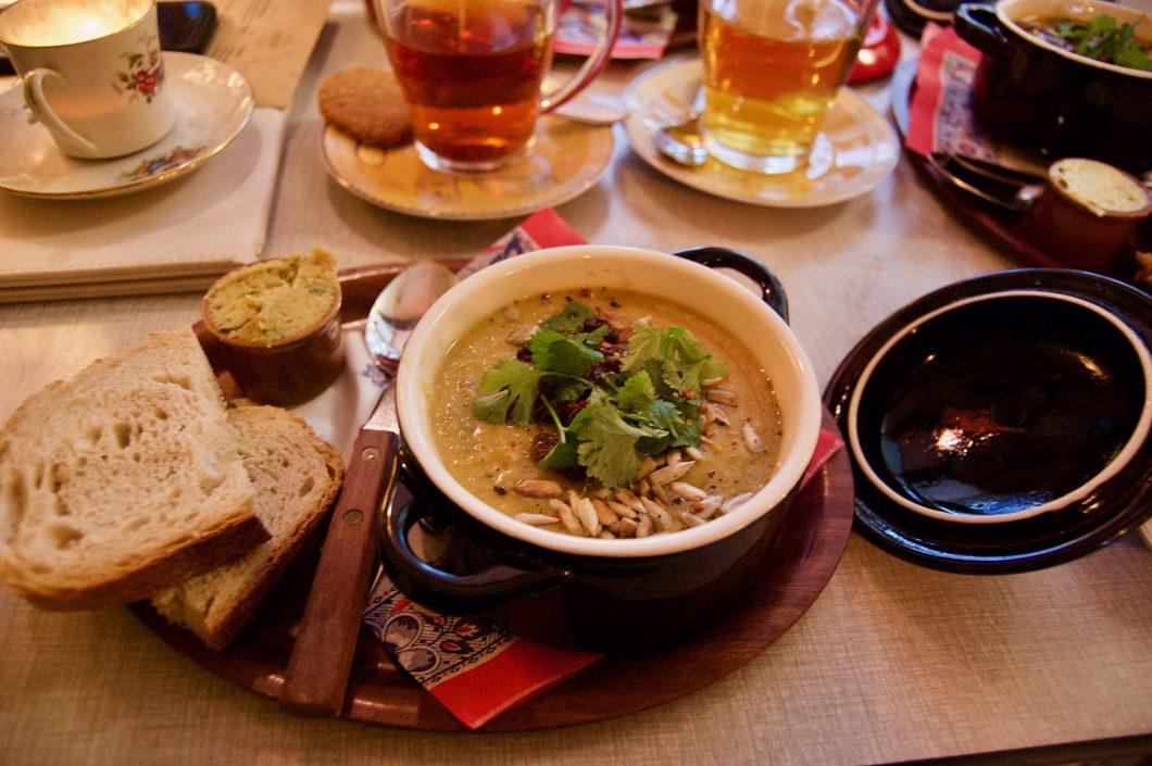 soepp menu