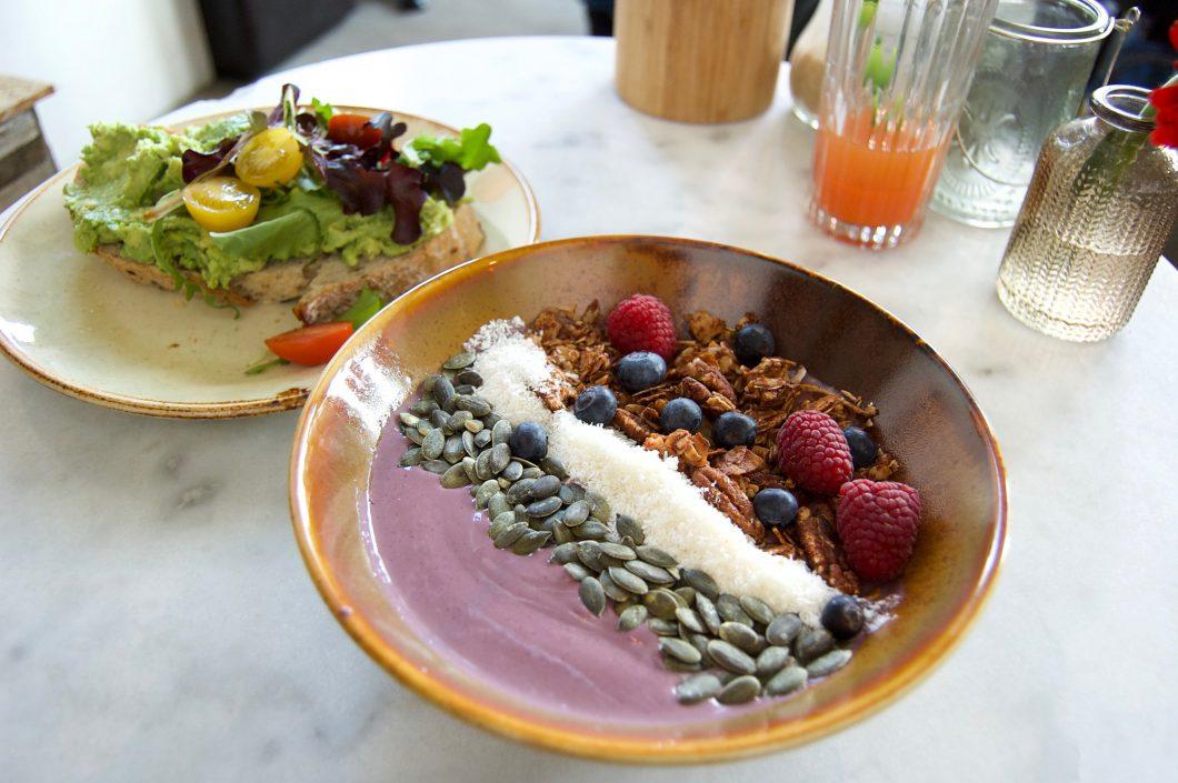 vegan hotspot benji's