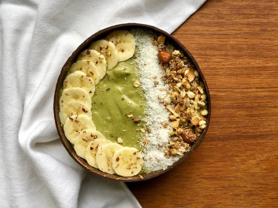 vegan smoothiebowl