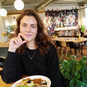 vegan snelle hap amsterdam