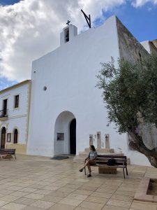 Formentera town