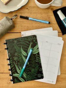 greenbook uitwisbaar notitieboek