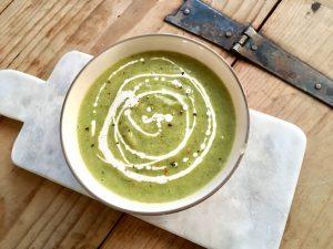 recept broccoli soep