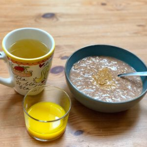 vegan ontbijt