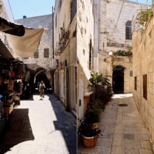 jeruzalem straten