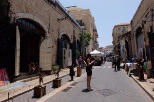 tel aviv oude stad