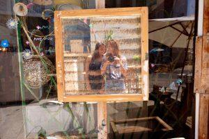 tel aviv oude stad selfie