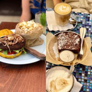café xoho vegan tel aviv