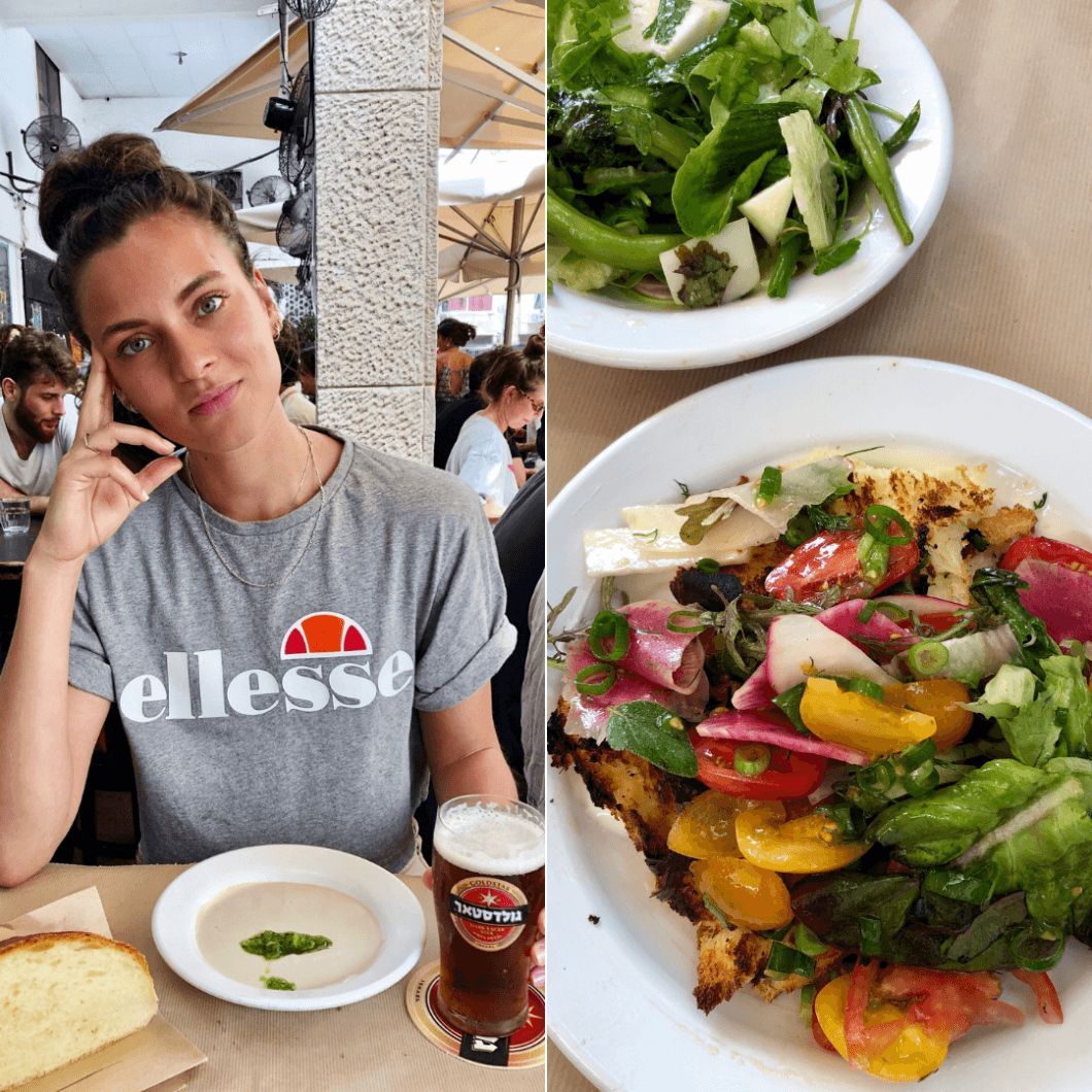 vegan in tel aviv