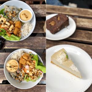 vegan in parijs Comptoir Veggie