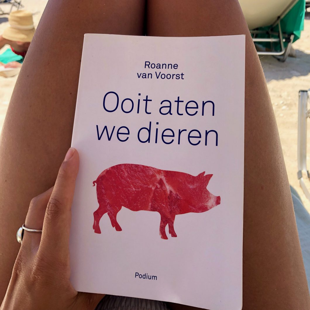 vegan post ooit aten we dieren