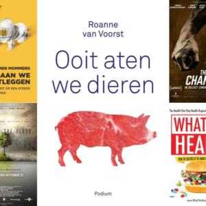 boeken en documentaires over veganisme