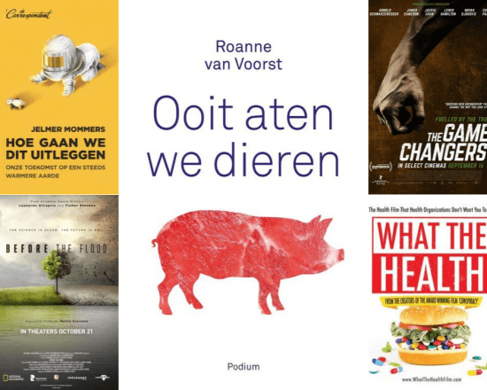 boeken en documentaires over veganisme