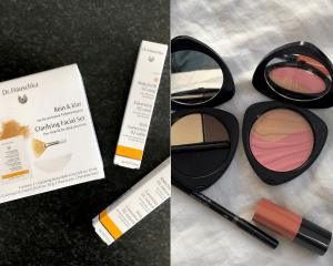 vegan post dr hauschka