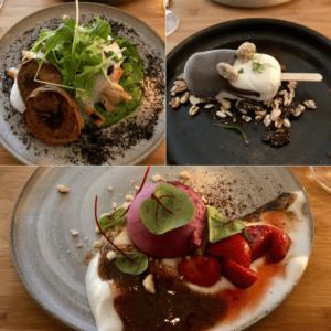 vegan fine dining yerba amsterdam