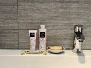 self-care vegan huidverzorging