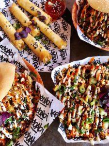 kebabi vegan restaurant amsterdam
