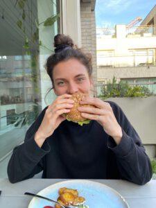 vegan burger the vegan effect