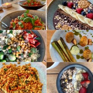 vegan eetdagboek