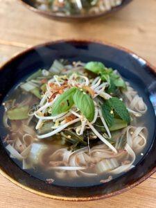 vegan vietnamese pho