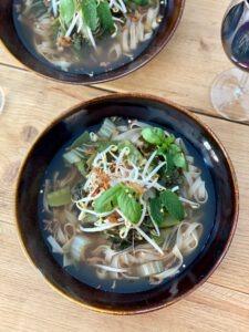 vegan vietnamese pho recept