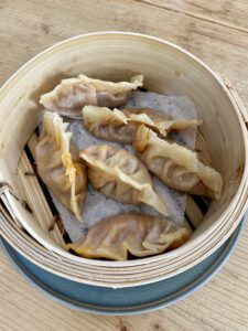 vegan dumplings recept