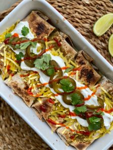 vegan enchiladas recept