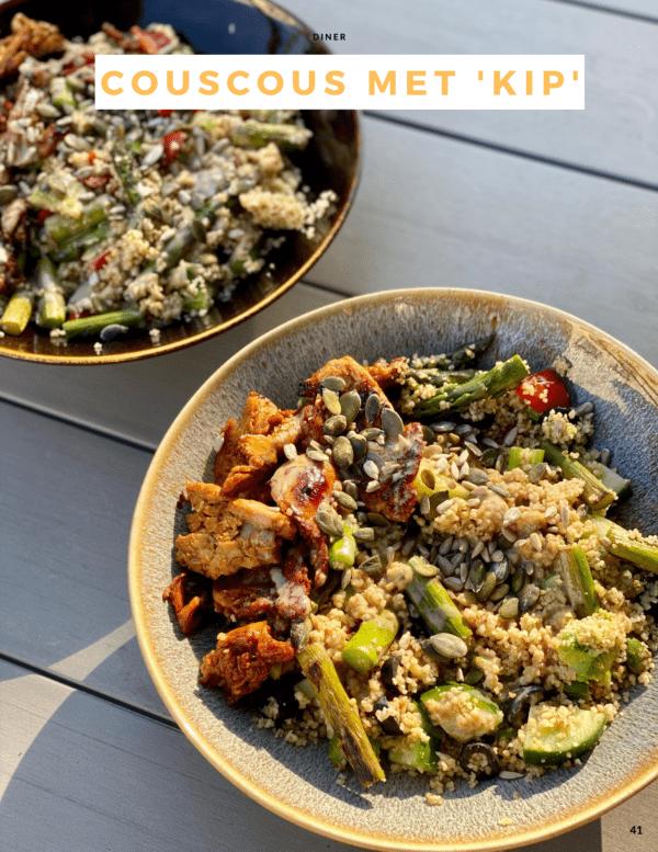 easy vegan binnenkijker couscous
