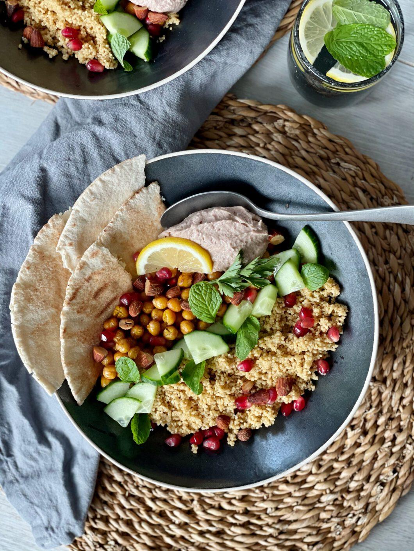 marokkaanse comfort bowl