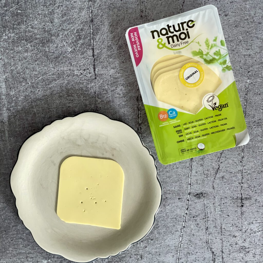 Nature & Moi vegan kaas
