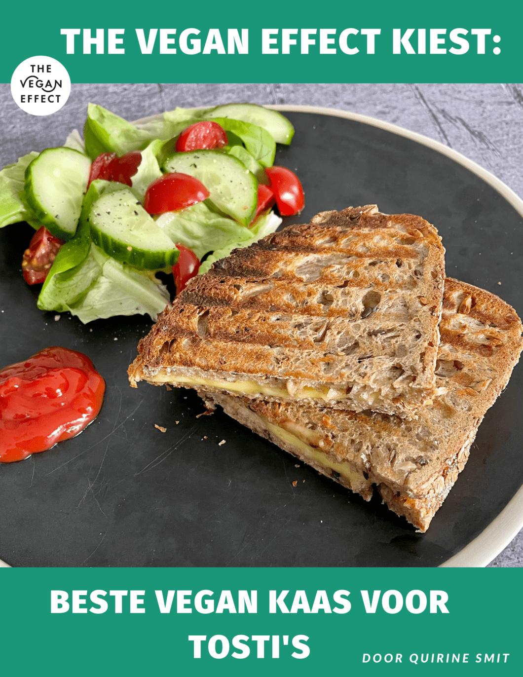 vegan kaas voor tosti