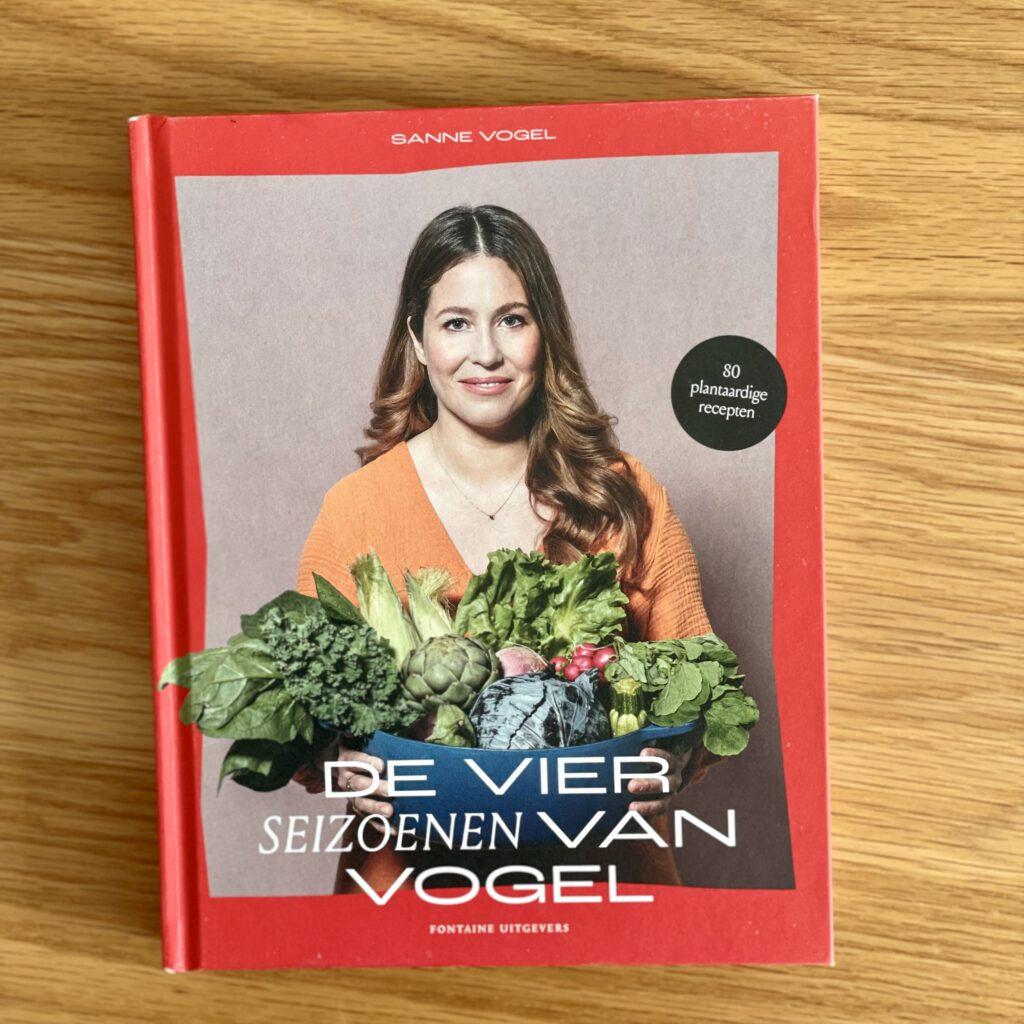 vegan kookboek sanne vogel
